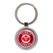 Tennis Canada Platinum Key Chain