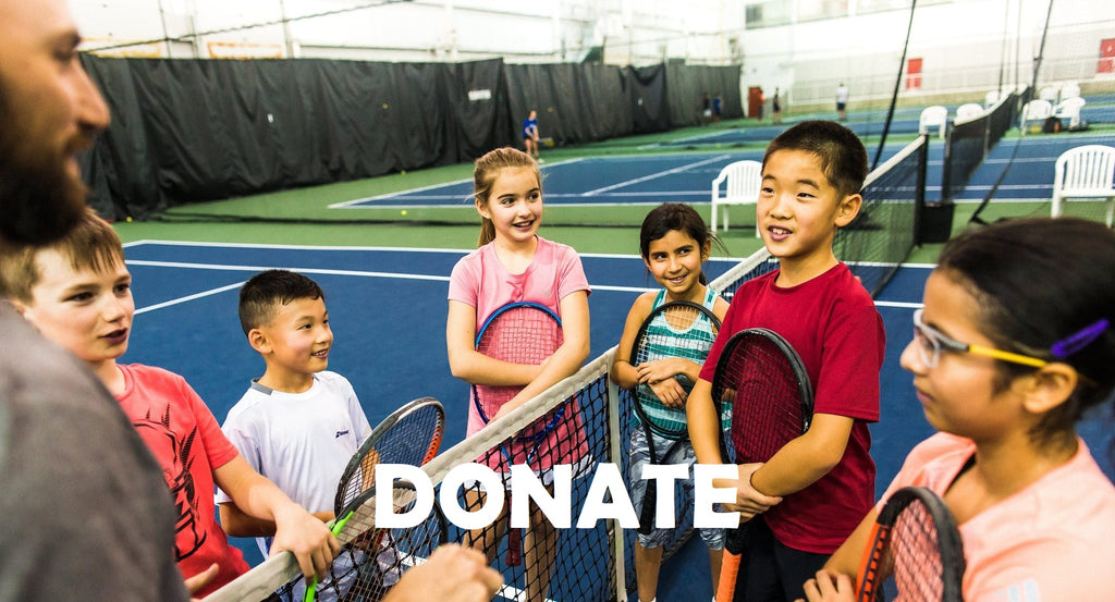 Make a Donation for Tennis in Canada