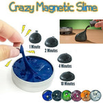 Crazy Magnetic Slime