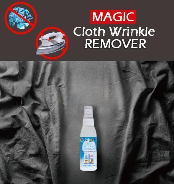 Magic Cloth Wrinkle Remover
