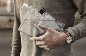 Creative Notebook Bottle