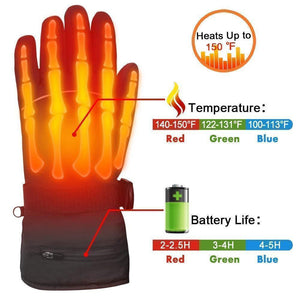 Electric Thermal Heated Gloves