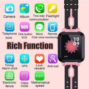 Child Safety GPS Smart Watch – shopperpepper on
