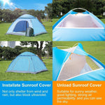 Fast Open Waterproof Tent