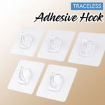 Traceless Adhesive Hook (10PCS)