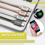 Auto Cut-off Fast Charging Cable