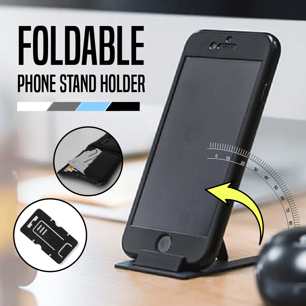 Foldable Phone Stand Holder