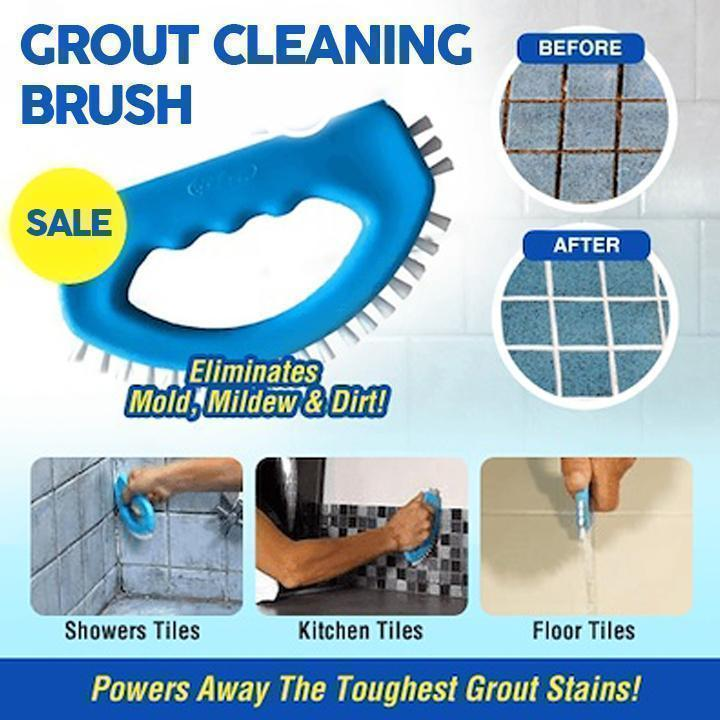 Grout Cleaning Brush