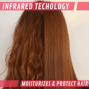 Anti-Static Silky Smooth Hair Straightener