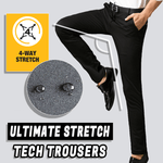 Ultimate Stretch Tech Trousers