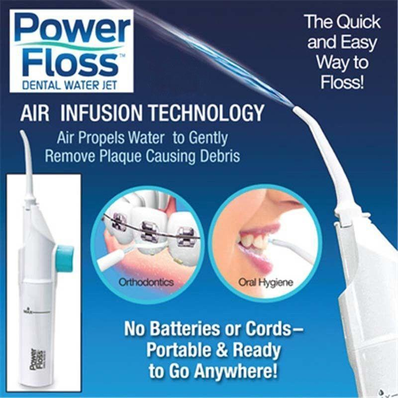 Power Water Jet Floss