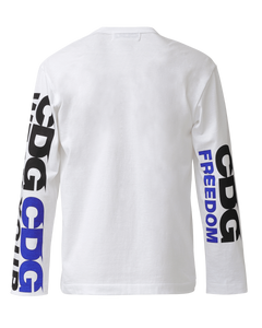 LONG SLEEVES T-SHIRT (WEAR YOUR FREEDOM)