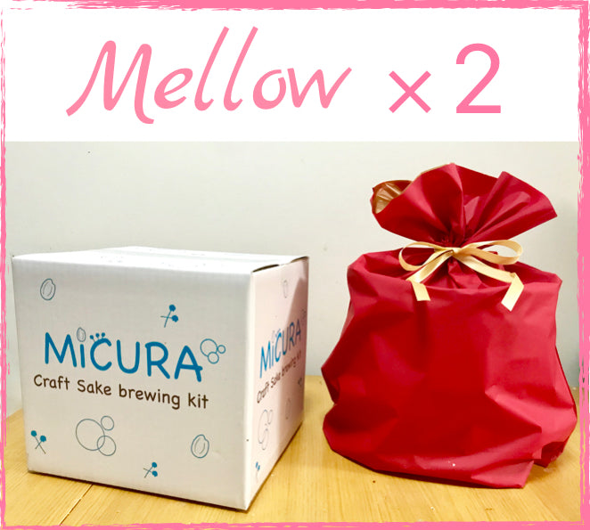 Gift (Complete set + 1 Refill) Mellow×2