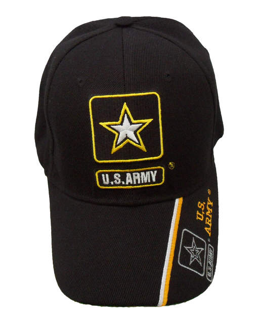 0a66ddedb5e Army Hat with Logo - US Army and Vet Online Store