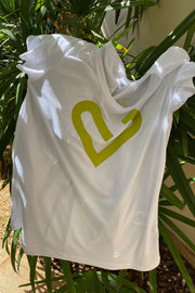 T-Shirt Zava Green Heart