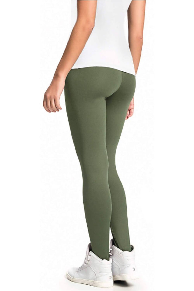 Leggings Frufru Verde
