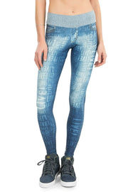 Leggings Live! Essential Denim
