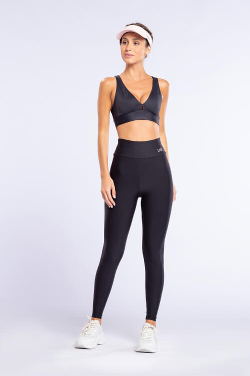 Leggings Active Essential Preto