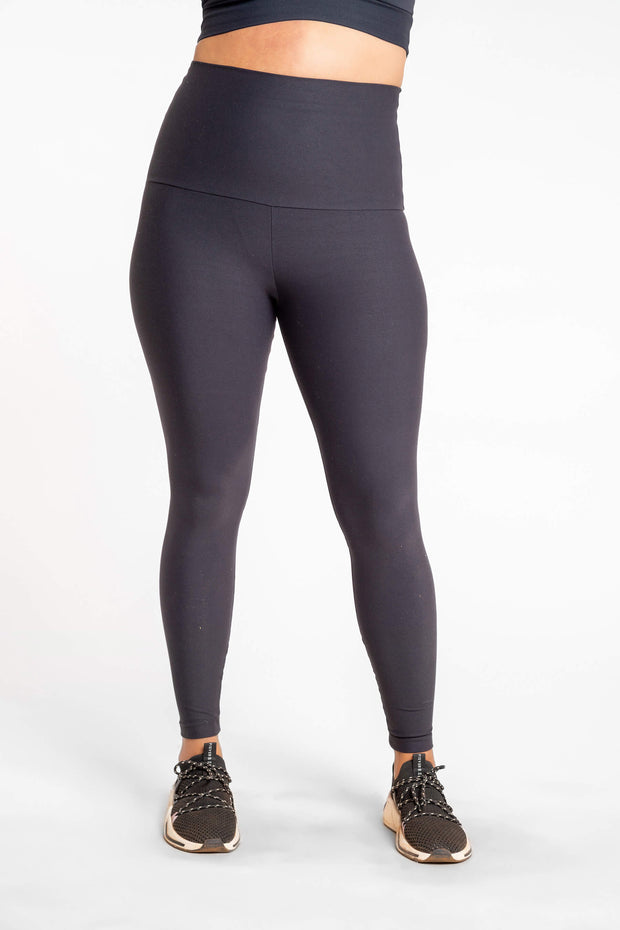 High Active Essential Legging Black