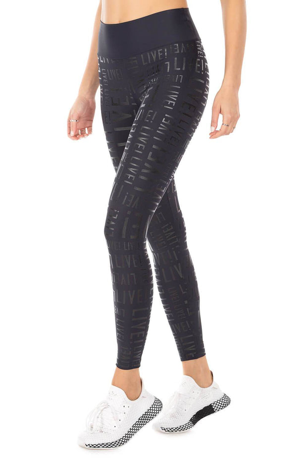 Live! Essential Legging Black