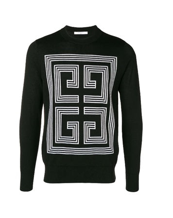 Givenchy 4G Sweater - Munazul