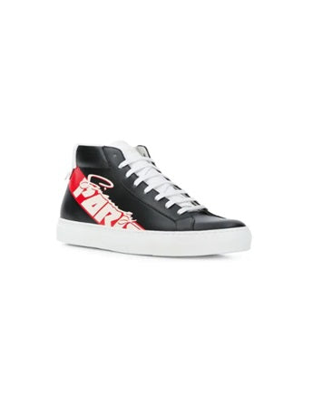 Givenchy side logo sneakers - Munazul
