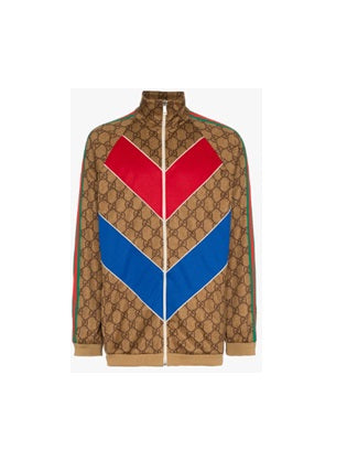 Gucci GG Technical Jersey Jacket - Munazul