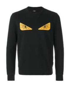 Fendi Superbug Sweatshirt - Munazul