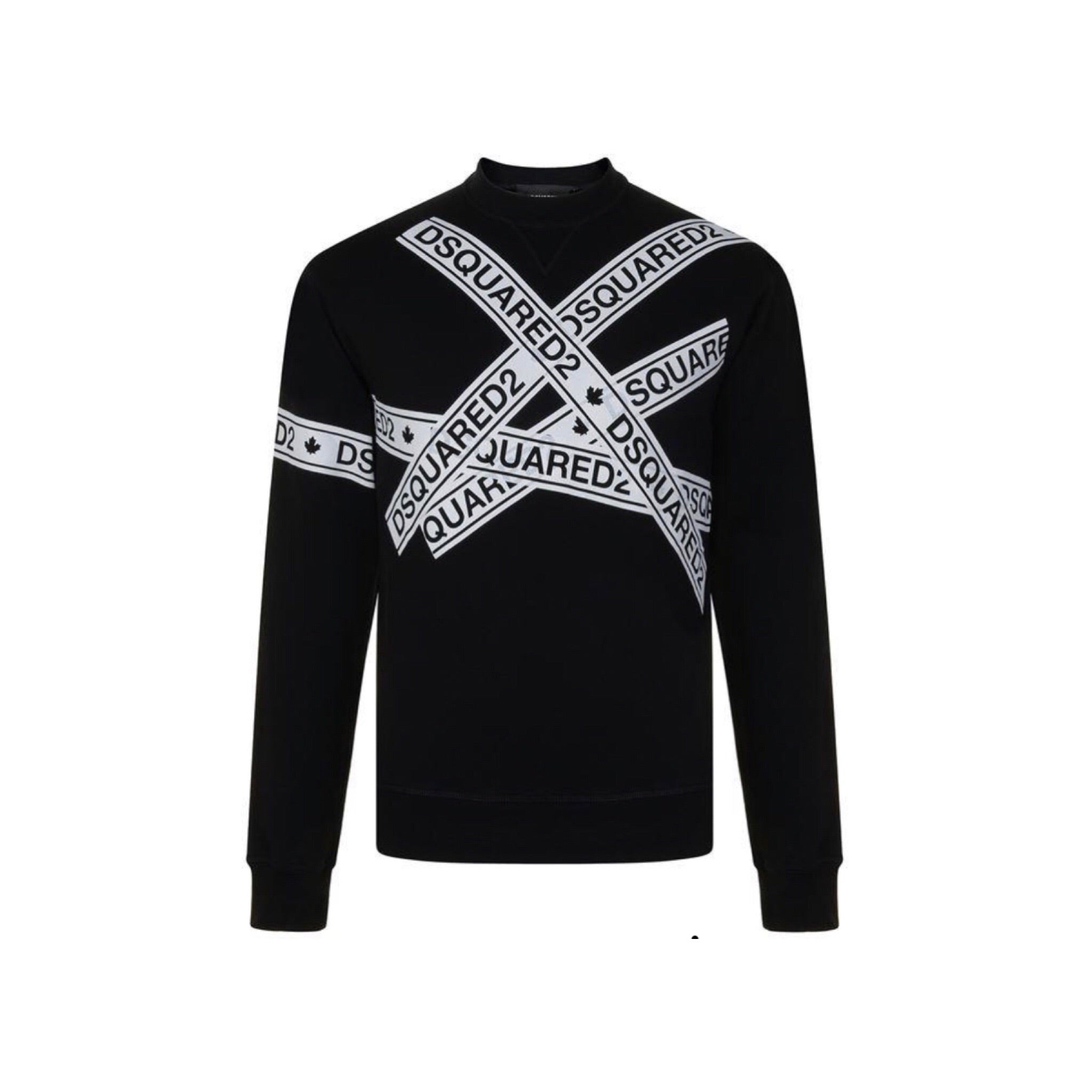 Dsquared 2 multitape sweatshirt - Munazul