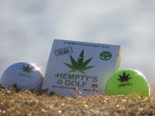Load image into Gallery viewer, Hempty's Golf ™ Branded Collectors Ball