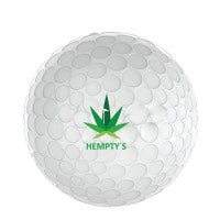Hempty's Golf ™ Branded Collectors Ball