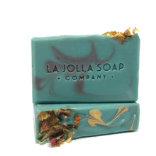 "Load image into Gallery viewer, ""Bergamot & Lily"" Artisan Goat Milk Soap"
