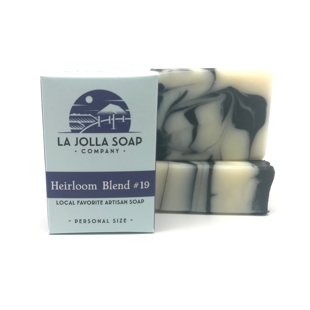 Personal size HEIRLOOM BLEND - Artisan Natural Soap