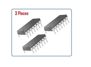 7408 Quad AND Logic Gate IC (Pack of 3)