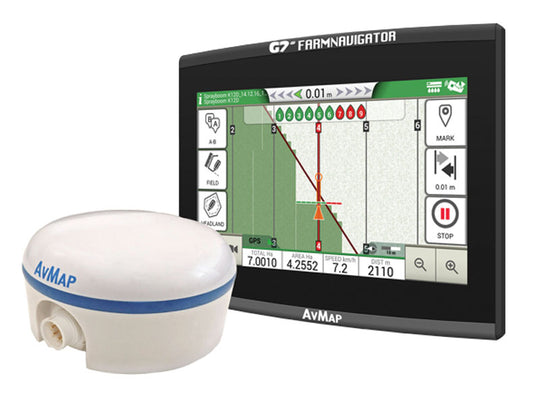 GPS Guidance Farmnavigator