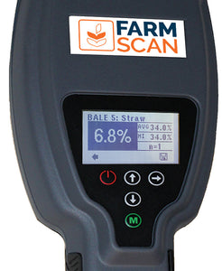 Advanced Hay, Straw and Silage Digital Tester
