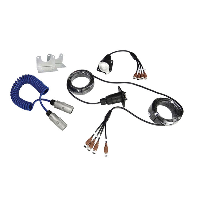 7 Pin Trailer Connector Kit (Connects 4 Cameras)