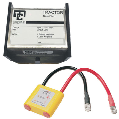 Tractor noise filter & surge protection set