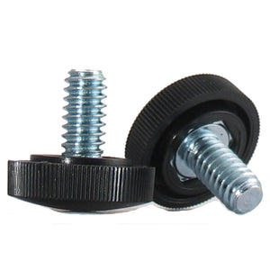 "1/4"" Finger Screw (Pair)"