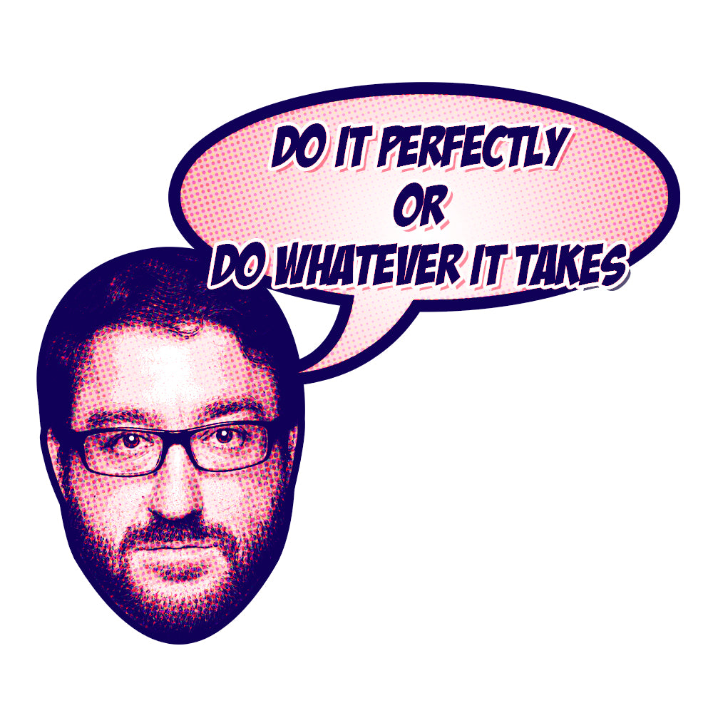 Do it Perfectly Sticker