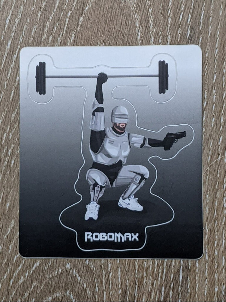 Robomax sticker