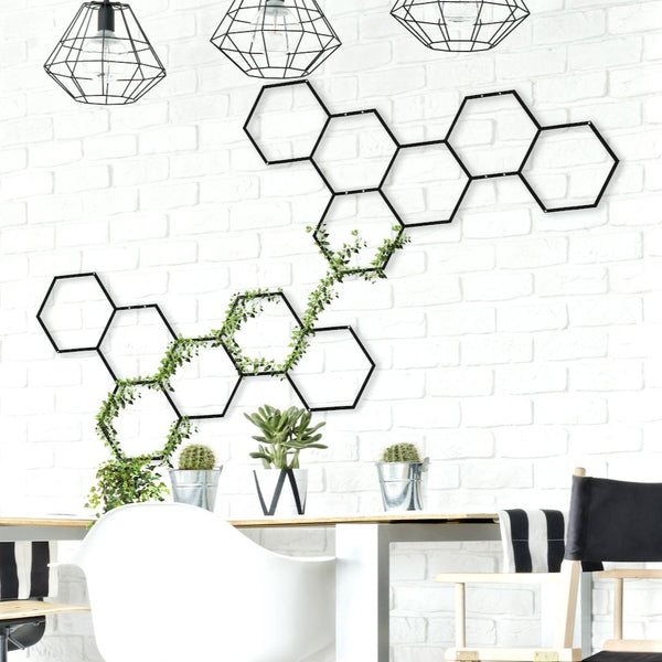 Honeycombs Wall Hanging