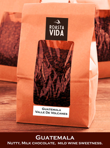 Guatemala Antigua Valle De Volcanes - Medium Roast