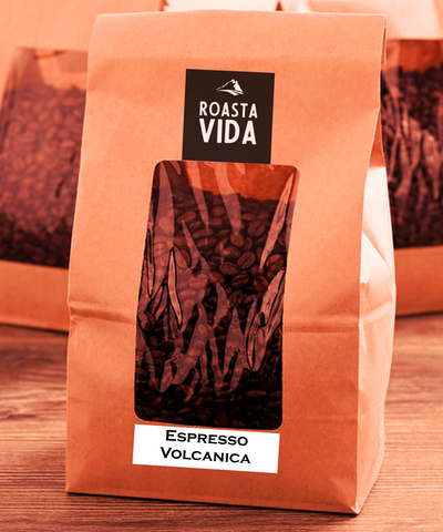 Espresso Volcanica - Full City Roast (Medium Dark Roast)