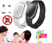 Ultrasonic Waterproof Mosquito, Bug, Insect & Pest Repellent Bracelet - Colorado Outfitters