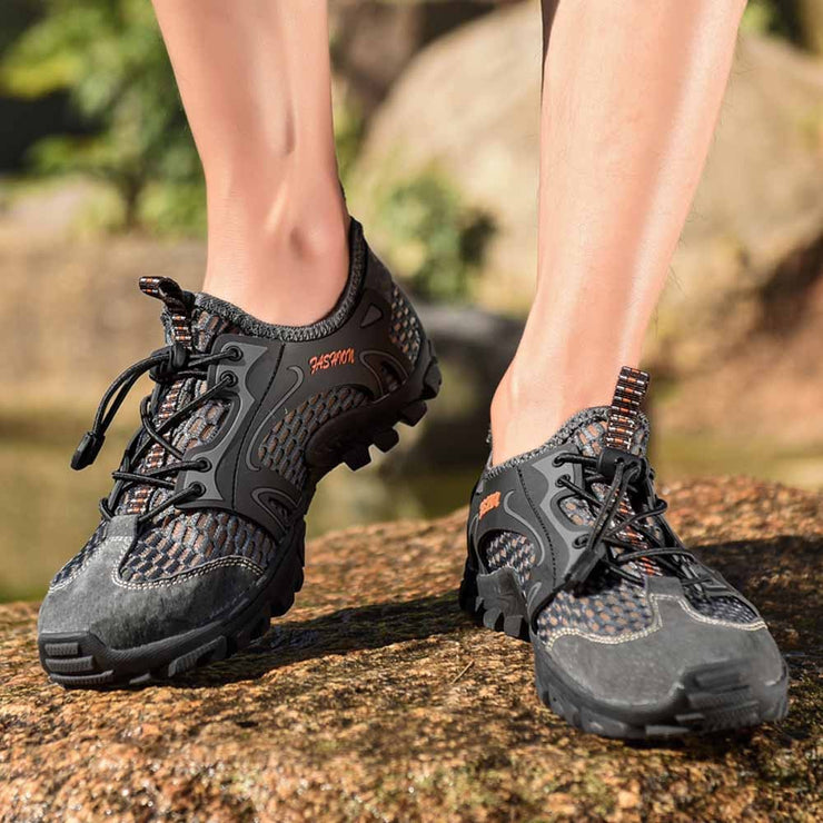 Men Breathable Hiking Shoes - Colorado Outfitters