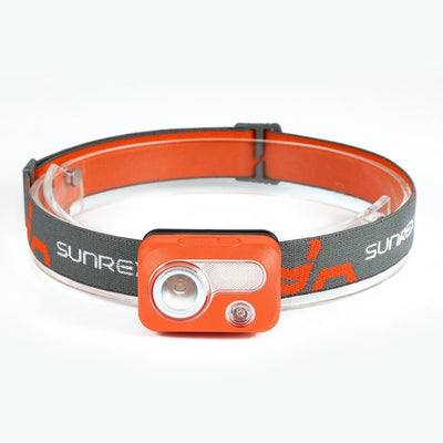 Waterproof IPX7 Hiking Camping LED Headlamp