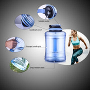 Outdoor Large Capacity Water Bottle - Colorado Outfitters