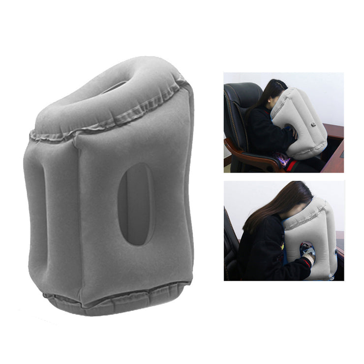Inflatable Body Rest Travel Pillow