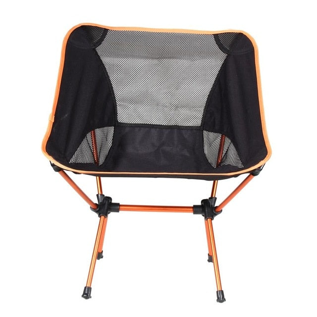Outdoor Portable Ultralight Folding Chair - Colorado Outfitters